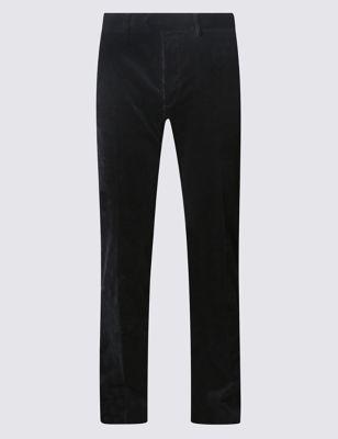 Прямые вельветовые брюки Stormwear™ M&S Collection T177130M