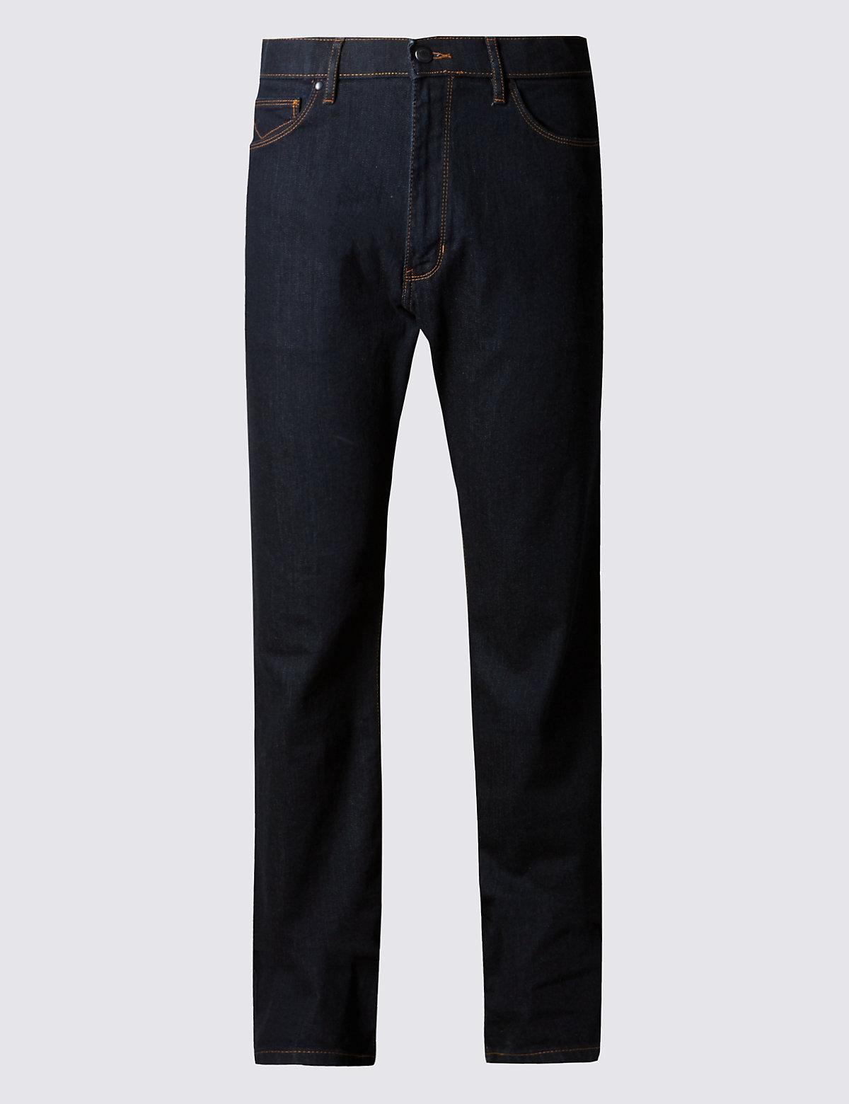 Классические джинсы стретч Stormwear™ с высокой посадкой