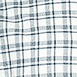 Pure Cotton Checked Shirt with Pocket, ECRU MIX, swatch