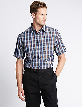 Soft Touch Shirt with Modal, PRALINE, catlanding