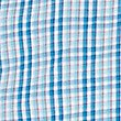 Pure Cotton Checked Shirt with Pocket, POPPY MIX, swatch