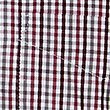 Pure Cotton Checked Shirt, RASPBERRY, swatch