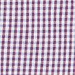 Pure Cotton Checked Shirt with Pocket, MAGENTA MIX, swatch
