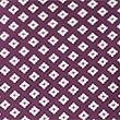 Pure Cotton Geometric Print Shirt, AUBERGINE, swatch