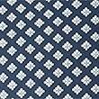 Pure Cotton Geometric Print Shirt, NAVY, swatch