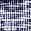 Cotton Rich Checked Shirt , NAVY MIX, swatch