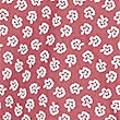 Pure Cotton Printed Shirt, CORAL, swatch