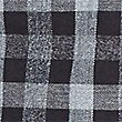 Fleece Lined Buffalo Check Overshirt, GREY MIX, swatch