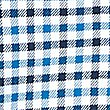 Pure Cotton Checked Shirt with Pocket, NAVY MIX, swatch
