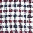 Chemise 100% coton à carreaux avec poche, BOURGOGNE ASSORTI, swatch