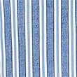 Pure Cotton Striped Shirt with Pocket, BLUE MIX, swatch