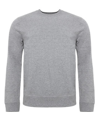 Crew Neck Sweatshirt Clothing