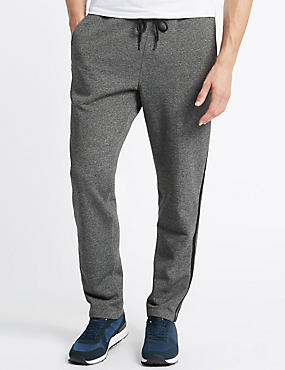 Cotton Rich Joggers, GREY, catlanding