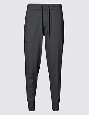 Performance Drawstring Waist Joggers