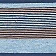 Regular Fit Striped Polo Shirt, BLUE MIX, swatch