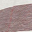 Regular Fit Striped Polo Shirt, ECRU MIX, swatch