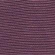 Polos en modal texturé, AUBERGINE ASSORTI, swatch