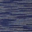 Pure Cotton Striped Polo Shirt, DARK MIDNIGHT, swatch