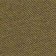 Polo cintré 100% coton texturé, OLIVE FONCÉ ASSORTI, swatch