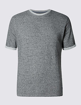 Crew Neck Tailored Fit T-Shirt