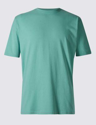 Мягкая футболка из чистого хлопка StayNEW™