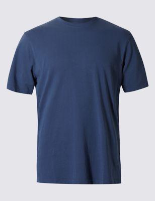 Мягкая приталенная футболка из чистого хлопка StayNEW™