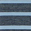 Pure Cotton Striped Stay Soft T-Shirt with StayNEW™, BLUE MIX, swatch