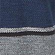 Slim Fit Pure Cotton Striped Polo Shirt, BLACK MIX, swatch