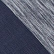 Pure Cotton Tailored Fit Striped Polo Shirt, NAVY MIX, swatch