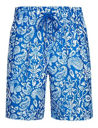 Quick Dry Swim Shorts Clothing
