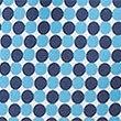 Quick Dry Geometric Print Swim Shorts, BLUE MIX, swatch
