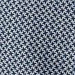 Quick Dry Geometric Print Swim Shorts , NAVY, swatch