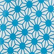 Quick Dry Geometric Print Swim Shorts, BLUE, swatch