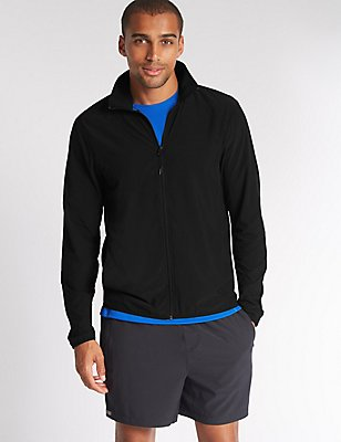 Lightweight Jacket, BLACK MIX, catlanding