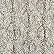 Textured Shawl Neck Jumper, NEUTRAL, swatch