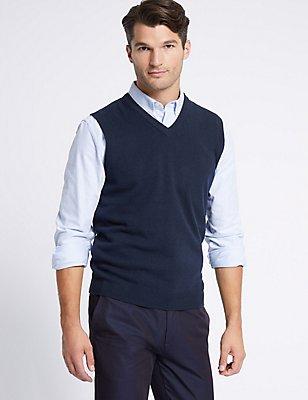 Jersey de manga sisa 100% lana lambswool, , catlanding