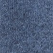 Extra Fine Pure Lambswool V-Neck Jumper, MID BLUE, swatch