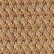 Pure Cotton Textured Crew Neck Jumper, CAMEL, swatch