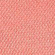 Pure Cotton Textured Jumper, POPPY, swatch