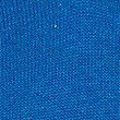Pure Cotton V-Neck  Jumper, BRIGHT BLUE, swatch