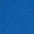 Pure Cotton V-Neck  Jumper, BRIGHT BLUE, swatch