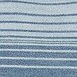 Pure Merino Wool Striped Jumper, DENIM, swatch