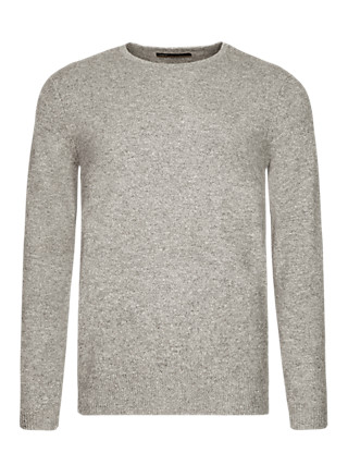 Pure Cashmere Crew Neck Jumper Clothing
