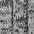 Textured Half Zipped Jumper, LIGHT DENIM, swatch