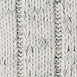 Textured Half Zipped Jumper, WINTER WHITE, swatch