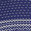 Penguins Crew Neck Jumper with Lights, BLUE, swatch