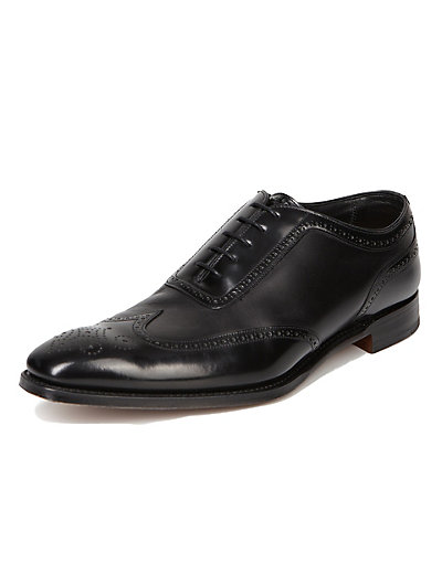 Best of British Eyelet Brogue Clothing