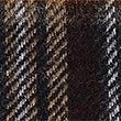 Écharpe classique en laine d'agneau à carreaux Royal Stewart, MARRON ASSORTI, swatch