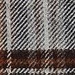 Écharpe classique en laine d'agneau à carreaux Royal Stewart, GRIS ASSORTI, swatch