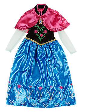 Disney Frozen Anna Costume (3-12 Years)